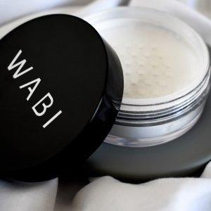 WABI Define Perfection Shimmer Loose Powder - Porcelain