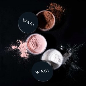 WABI Define Perfection Bronzing Loose Powder - Hazelnut