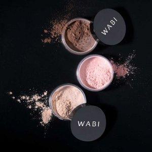 WABI Define Perfection Contour Loose Powder - Cocoa