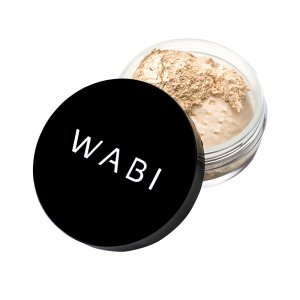 WABI Define Perfection Mattifying Loose Powder - Pale Ivory