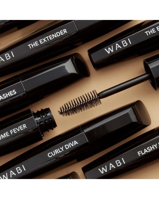 WABI Volume Fever Mascara Black
