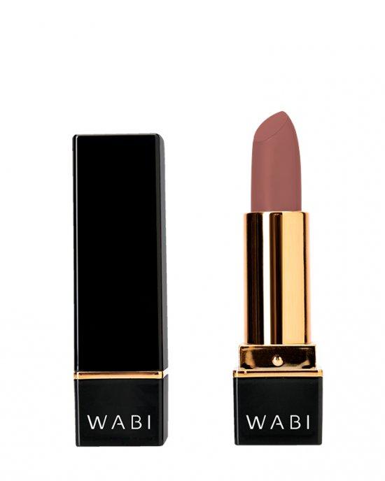 WABI Matte Invasion Lipstick - Wild Ginger