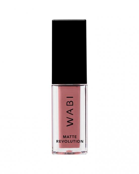 WABI Matte Revolution Liquid Lipstick - Marocco