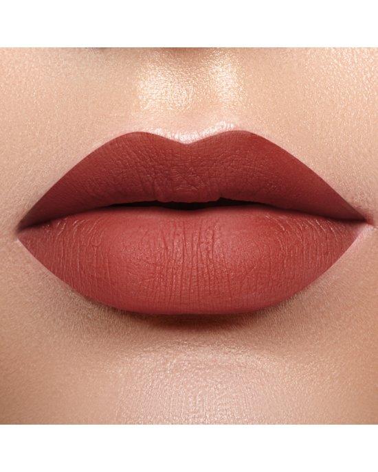 WABI Matte Revolution Liquid Lipstick - Orange Rum