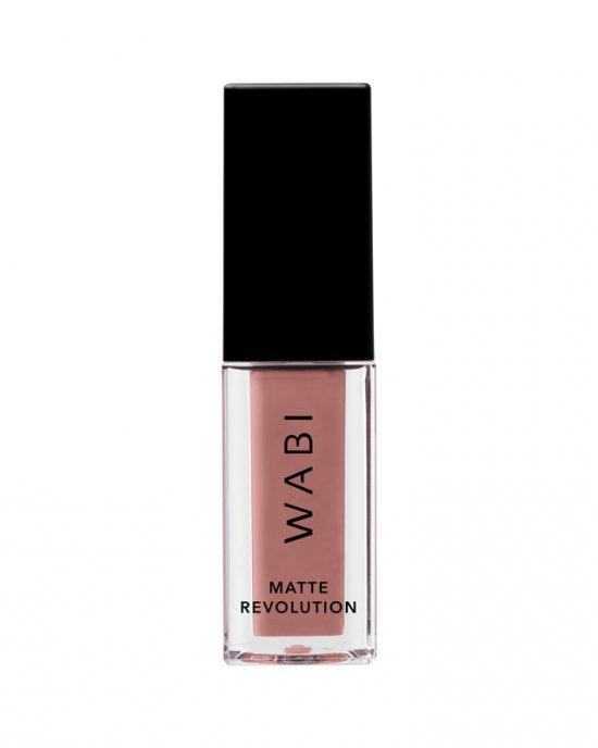WABI Matte Revolution Liquid Lipstick - Pina Colada
