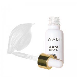 WABI Mirror Drops - White Pearl