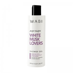 WABI Shower Gel White Musk Lovers