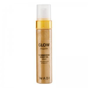 WABI GLOW PASSION SHIMMER OIL - GOLD